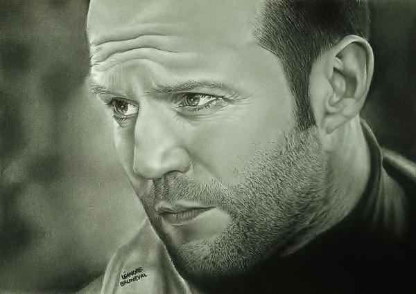 Jason Statham par leandre76